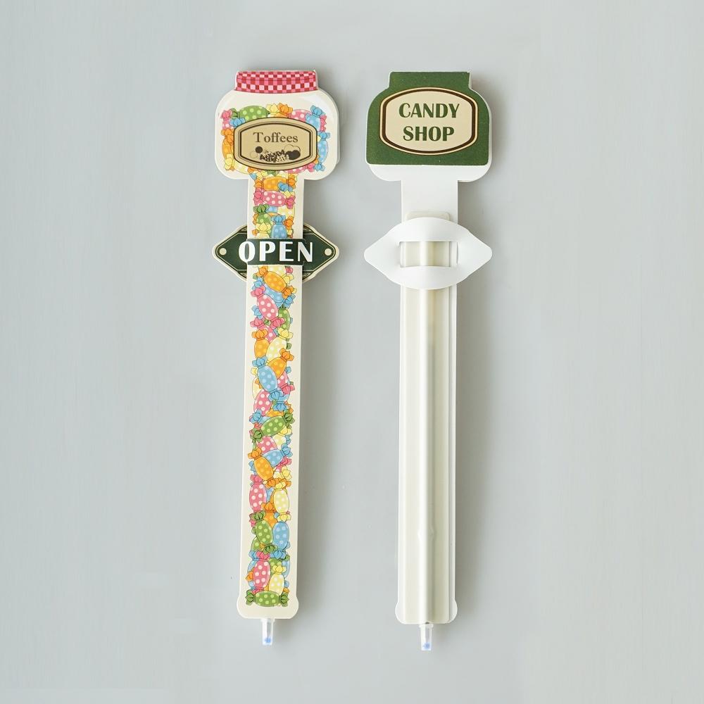 OSHI | 指標書籤筆-太妃糖