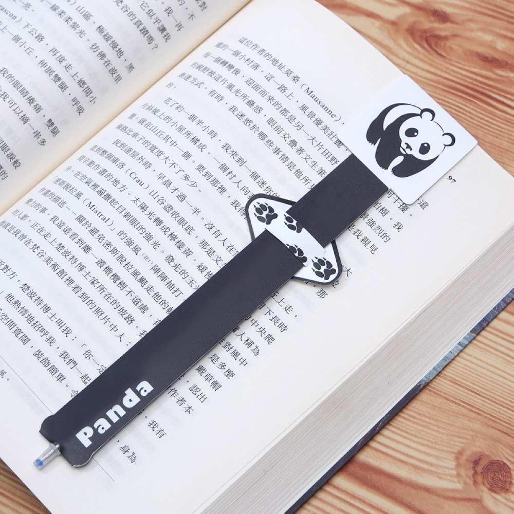 OSHI | 指標書籤筆-貓熊