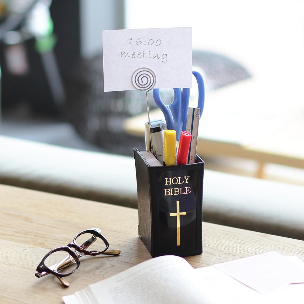 OSHI | 聖經筆筒