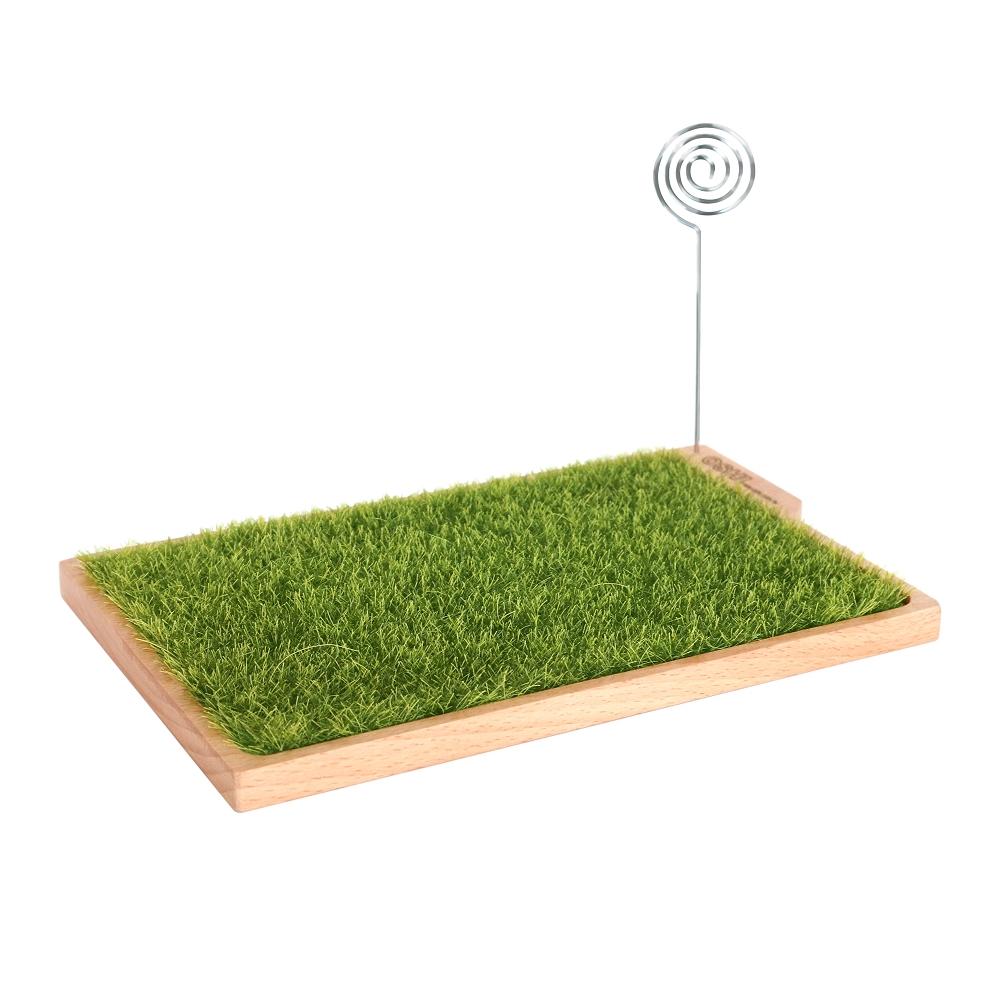 OSHI   輕草地置物盤