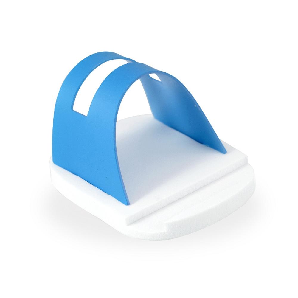 OSHI | 藍白拖手機座-海洋藍