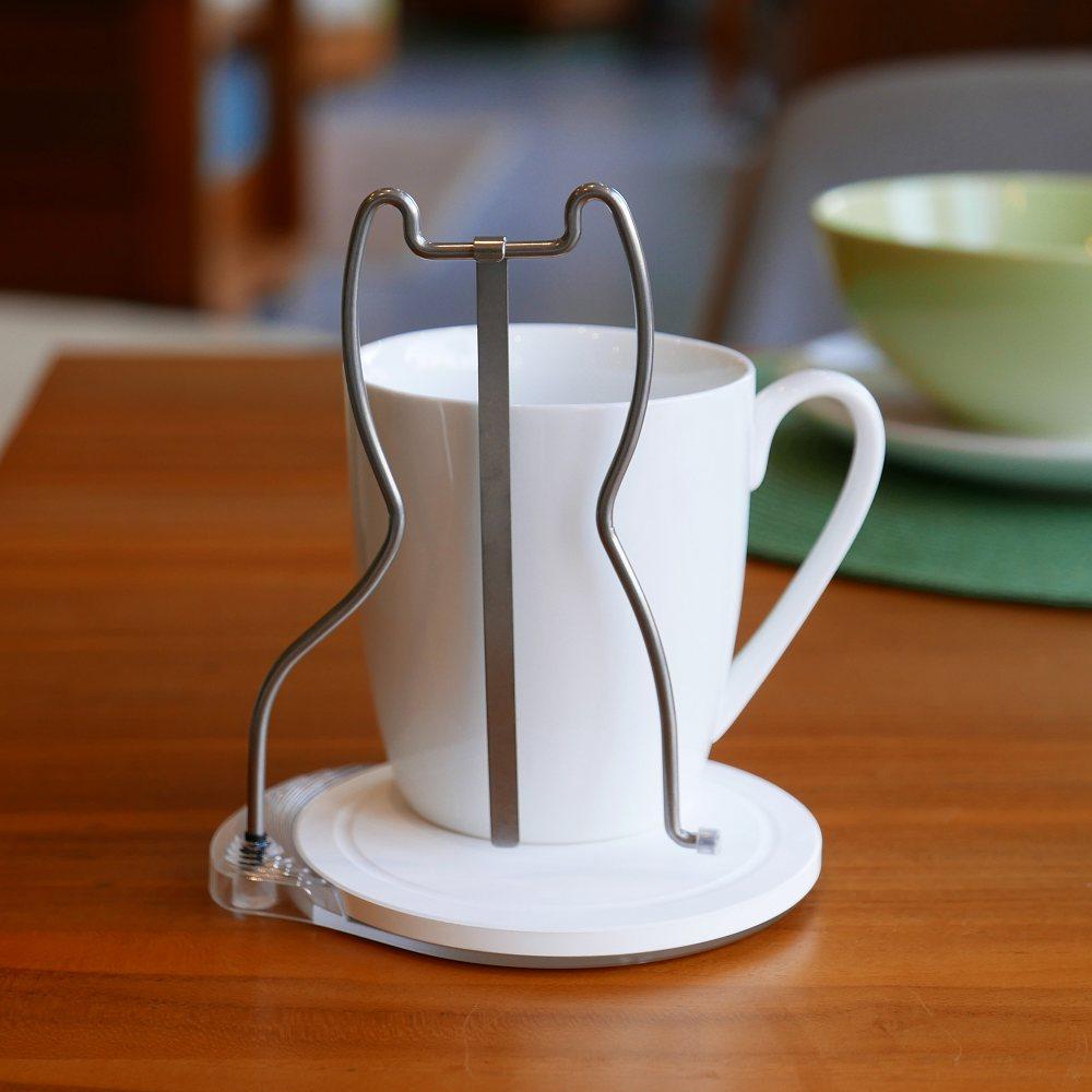 OSHI | 轉杯架-貓( 附馬克杯 )