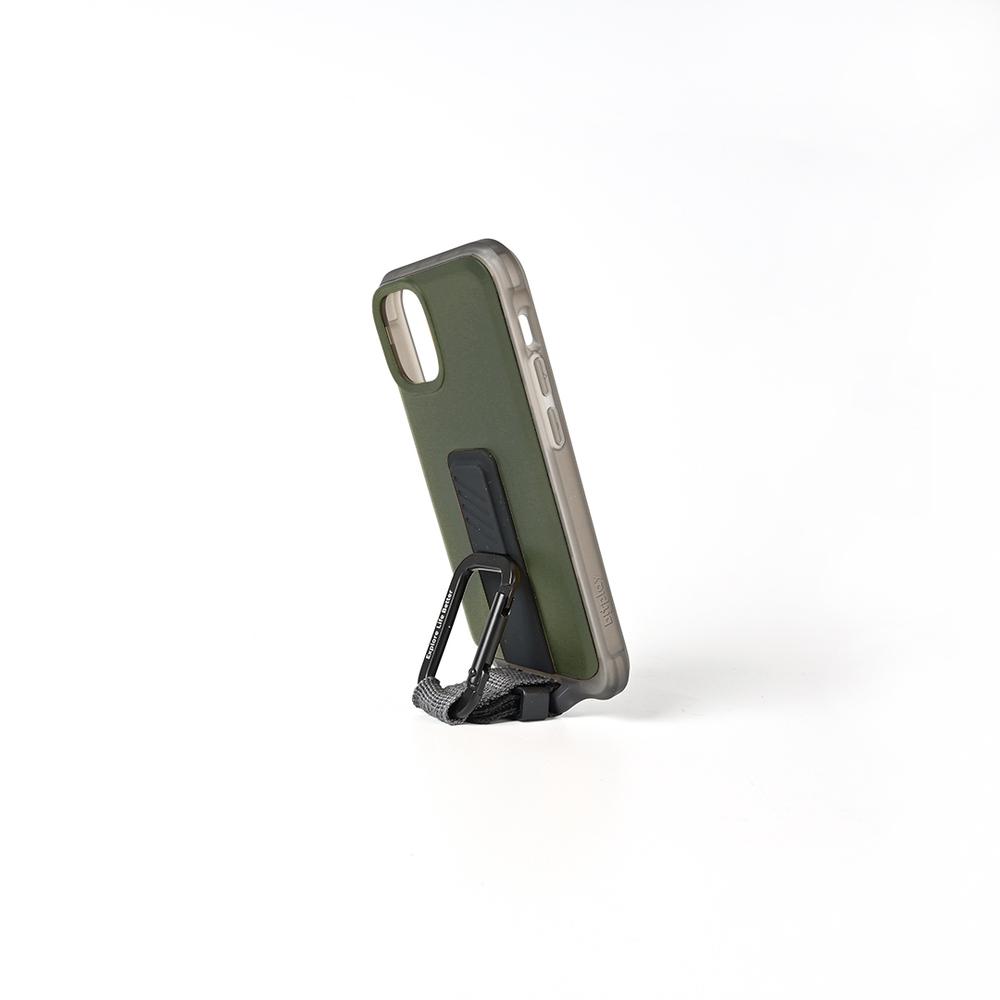 bitplay | iPhone 12/12 Pro (6.1) | WanderCase立扣殼-綠