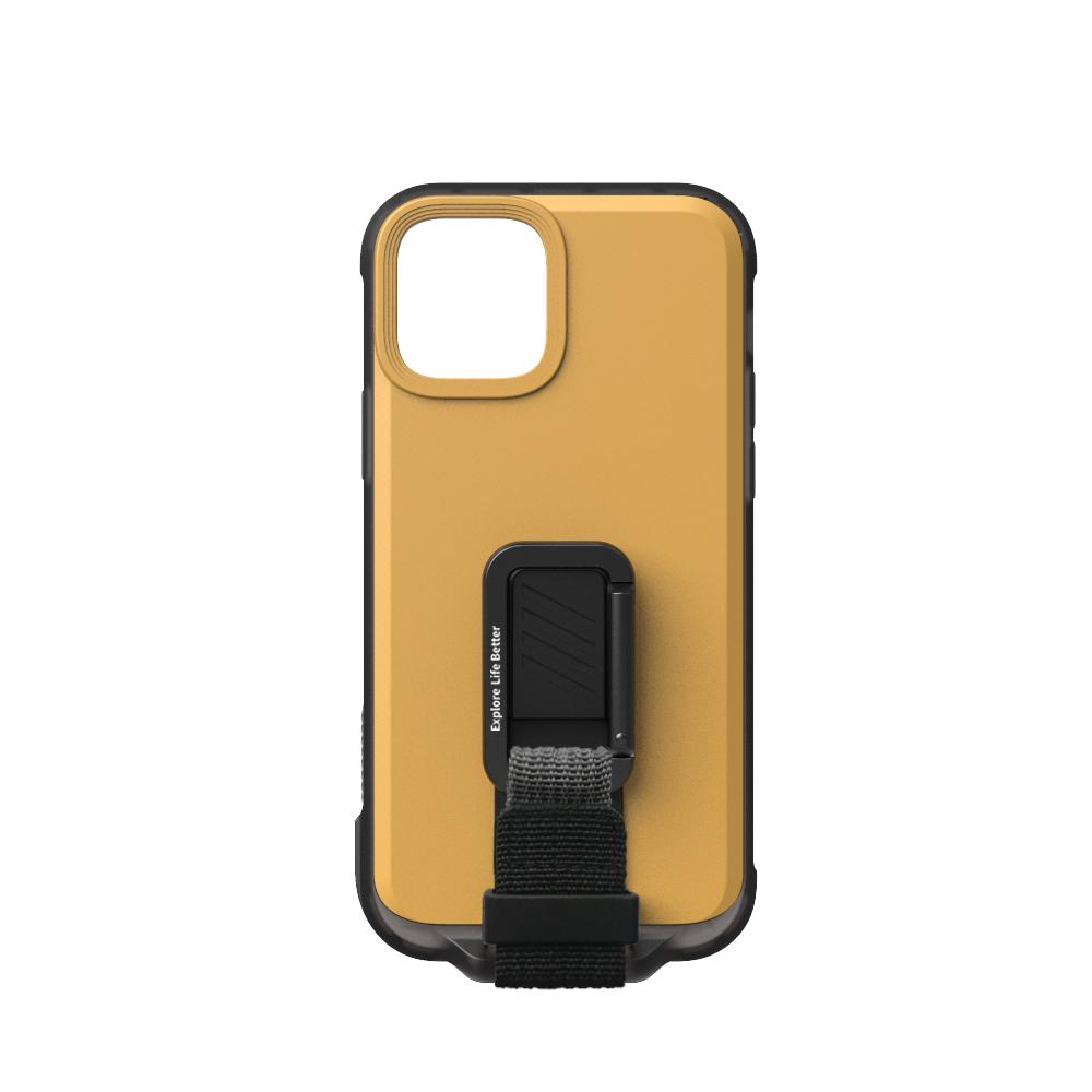bitplay   iPhone 12/12Pro (6.1)   WanderCase立扣殼-黃