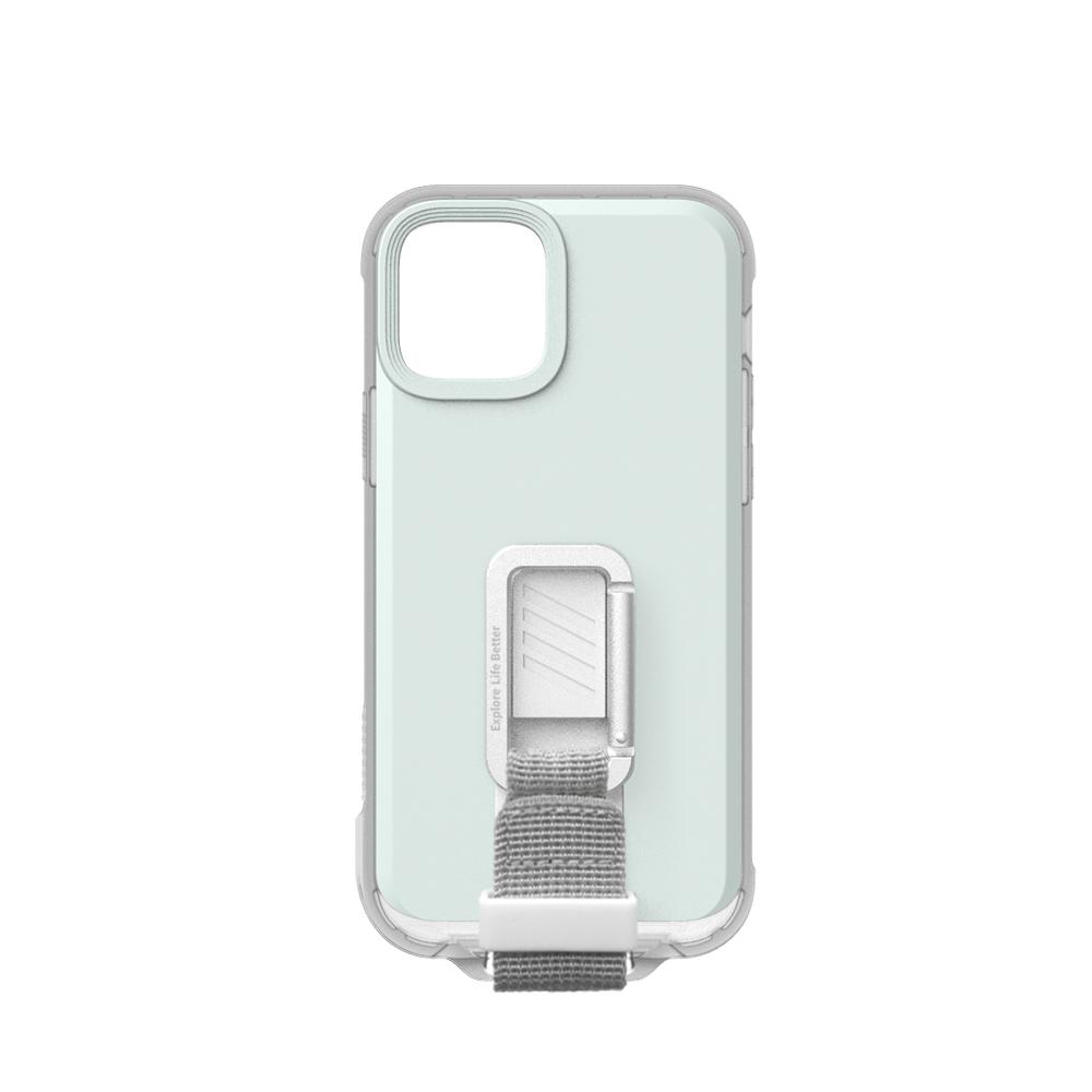 bitplay | iPhone 12/12Pro (6.1) | WanderCase立扣殼-淺綠