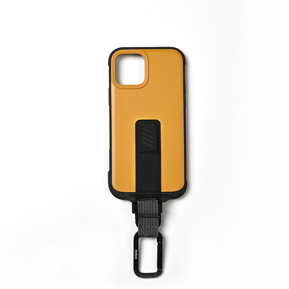 bitplay | iPhone 12 Mini (5.4) | WanderCase立扣殼-黃