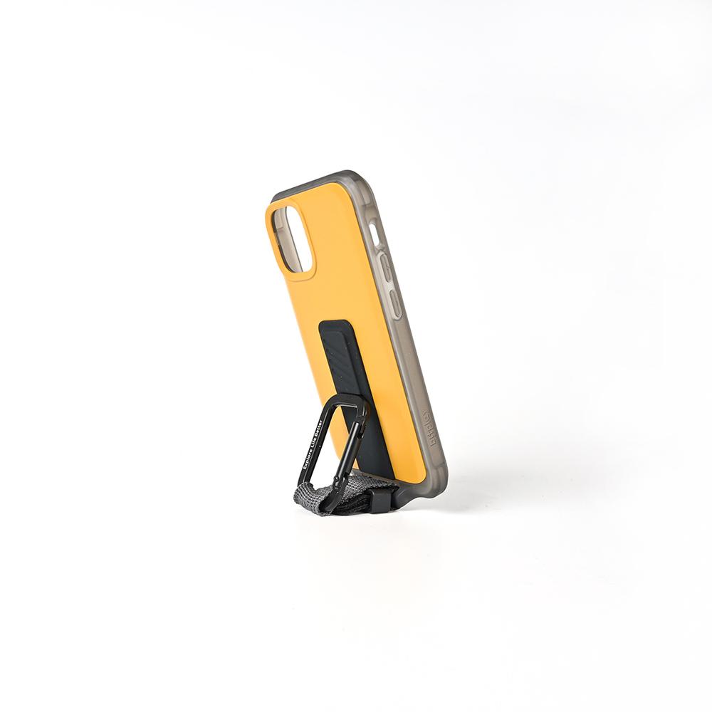 bitplay | iPhone 12 Mini (5.4) | WanderCase立扣殼-黃
