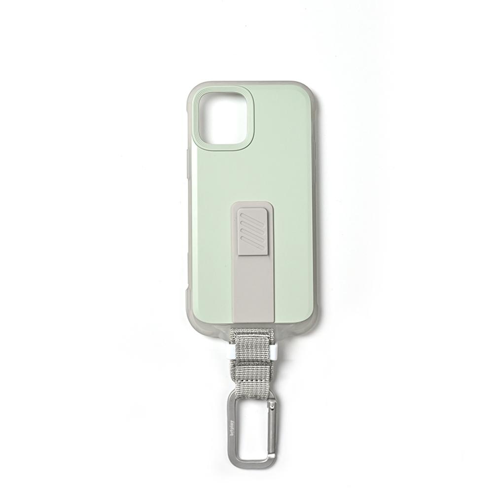 bitplay   iPhone 12 Mini (5.4)   WanderCase立扣殼-淺綠