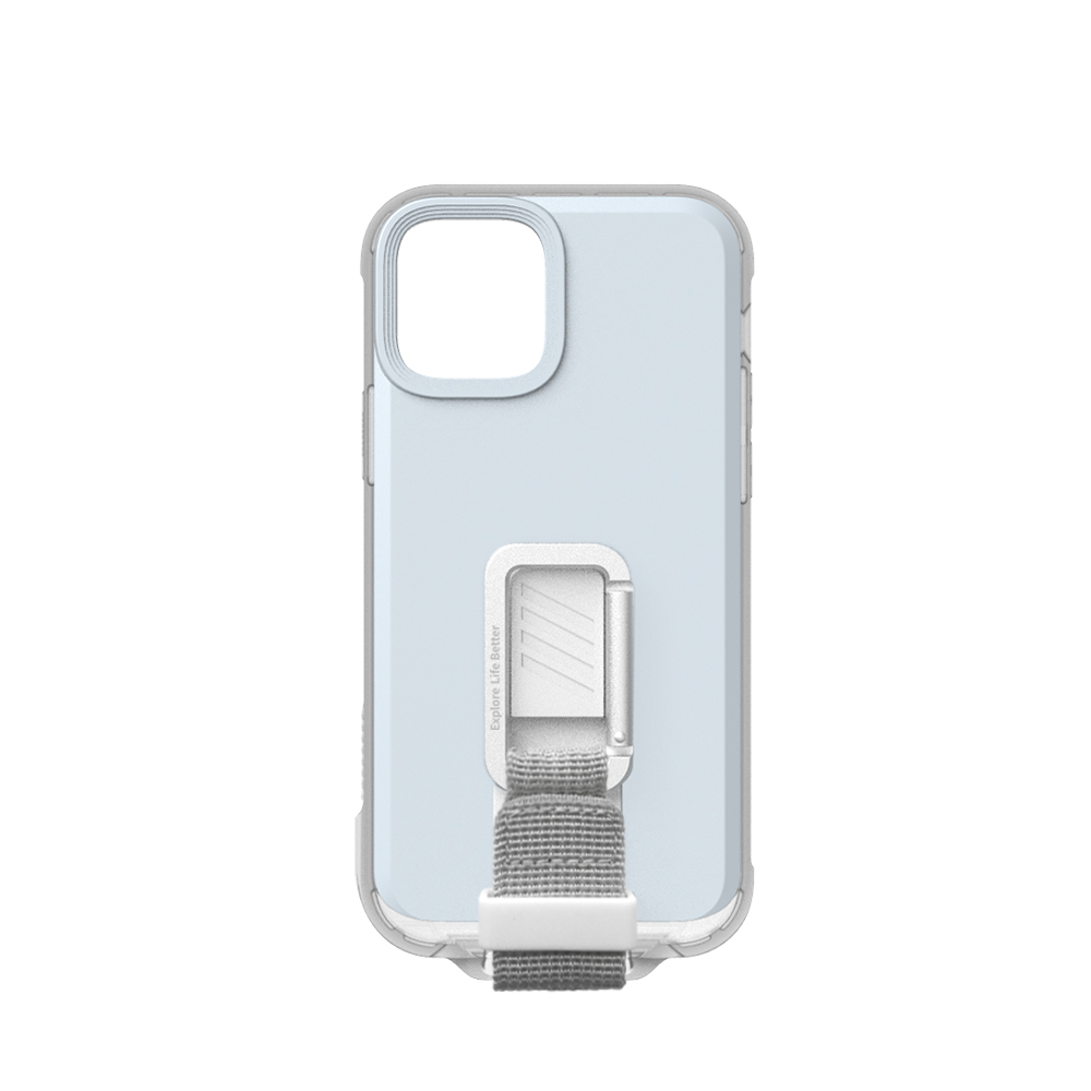 bitplay | iPhone 12 Mini (5.4) | WanderCase立扣殼-淺藍