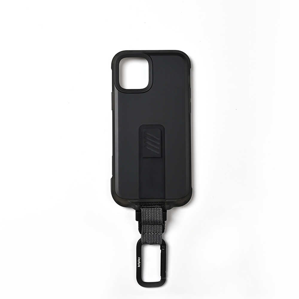 bitplay | iPhone 12 Pro Max (6.7) | WanderCase立扣殼-黑