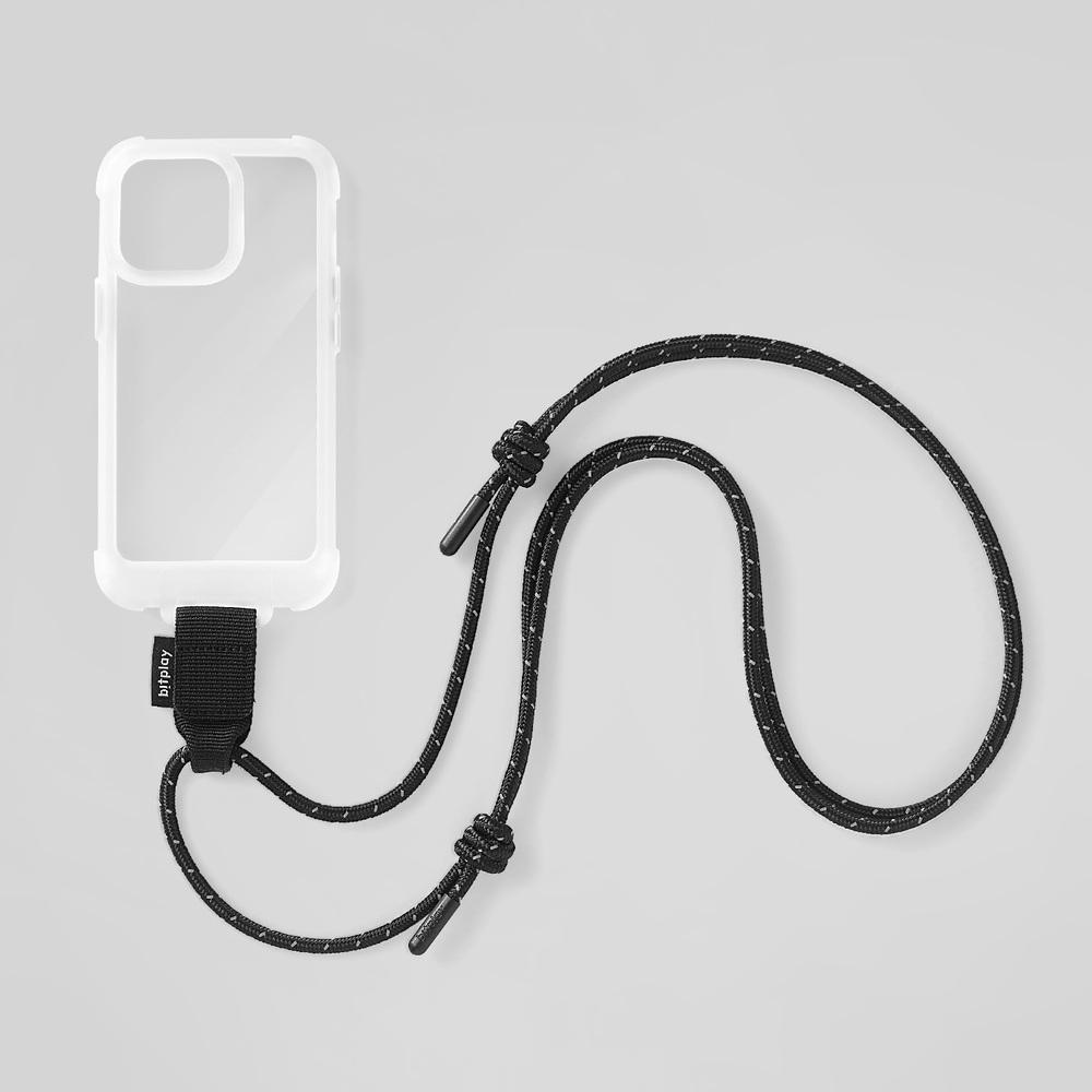 bitplay Wander Case 隨行殼 for iPhone 13 系列-透白組