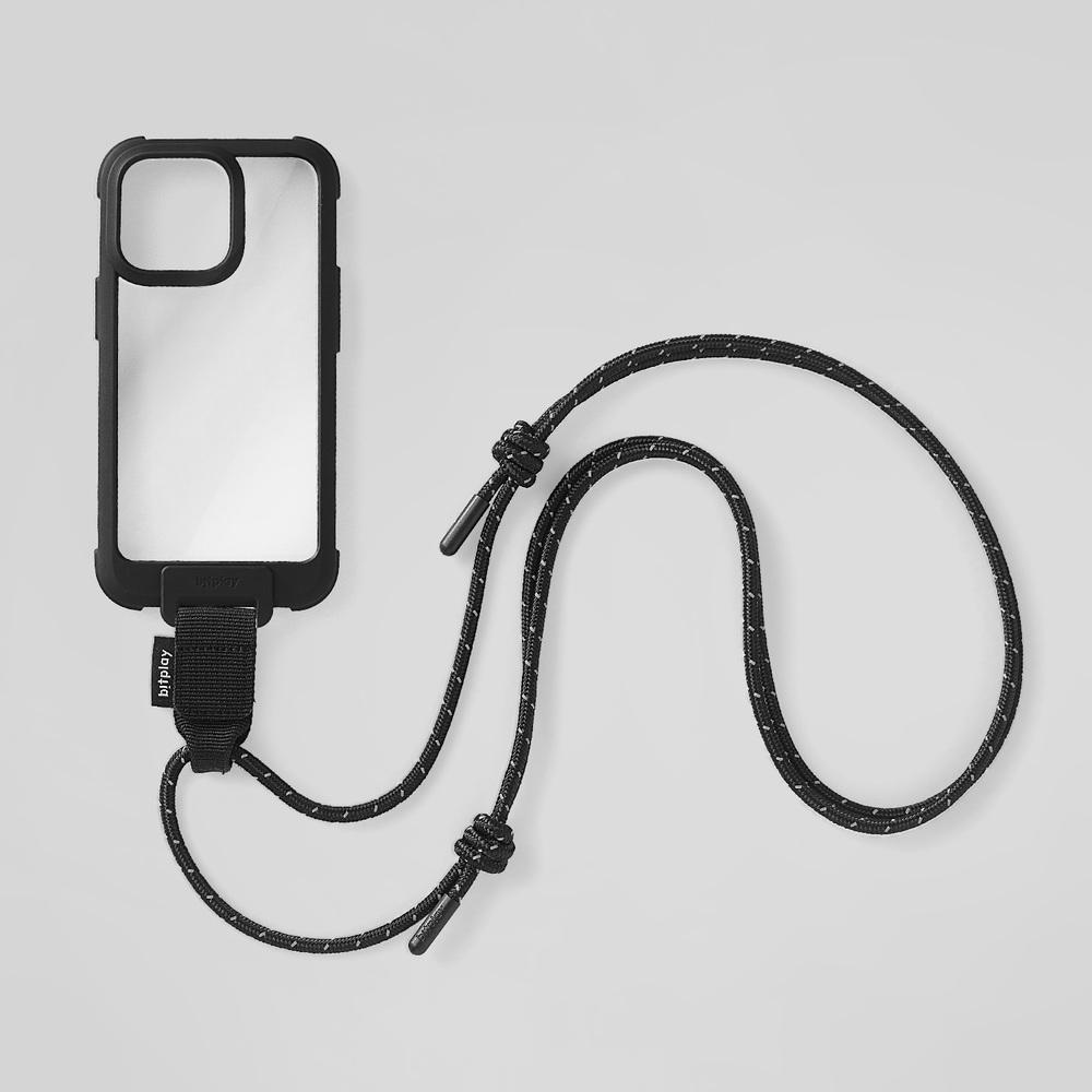 bitplay|Wander Case 隨行殼 for iPhone 13 系列-霧黑組