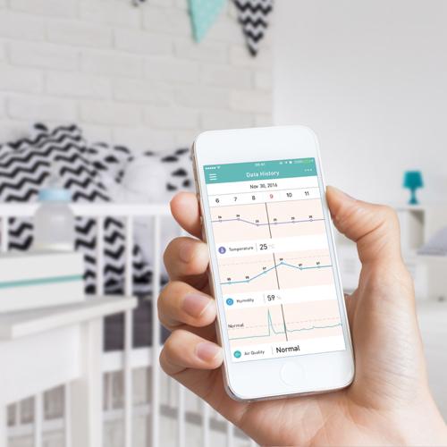 Lollipop|Lollipop嬰兒監視器-專用溫濕度感測器-配件