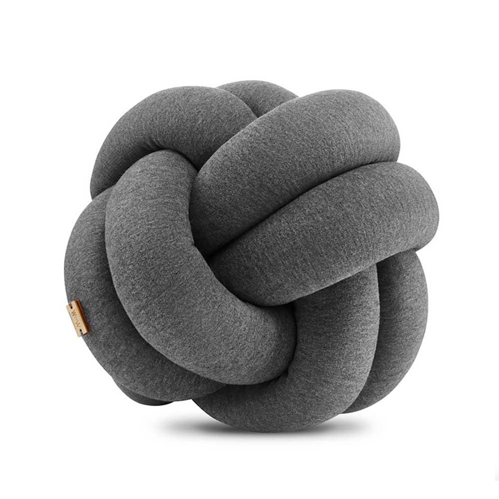 Wood'n'Wool|波蘭纏繞小球 - 深織灰
