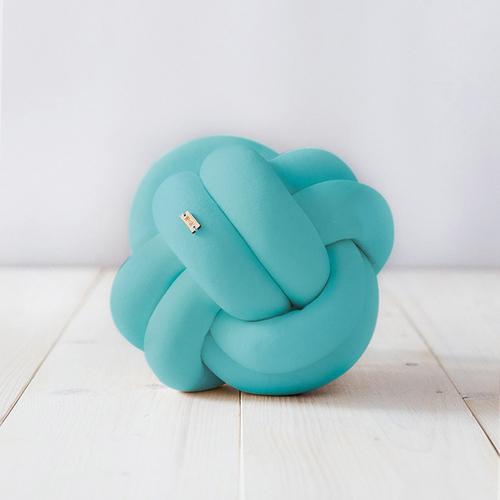 Wood'n'Wool|波蘭纏繞小球 - 土耳其藍