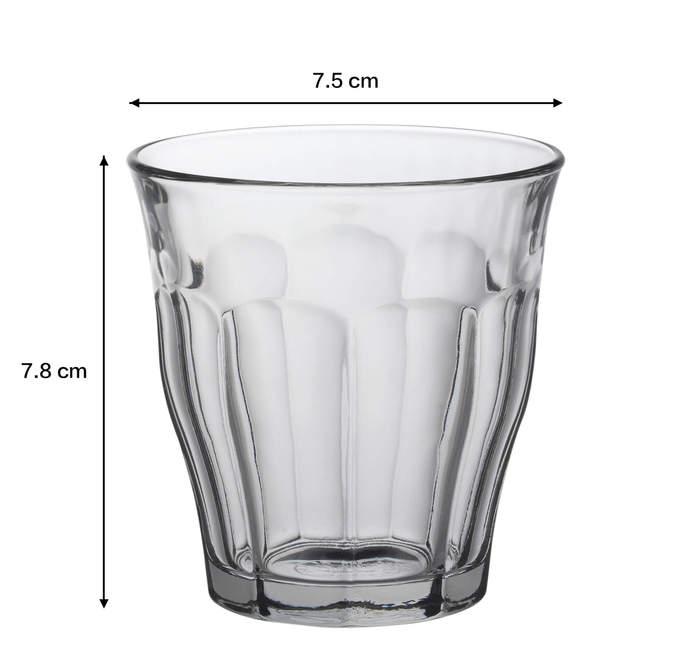 (複製)Duralex|法國強化玻璃杯Picardie(500ml / 6入組 / 透明)