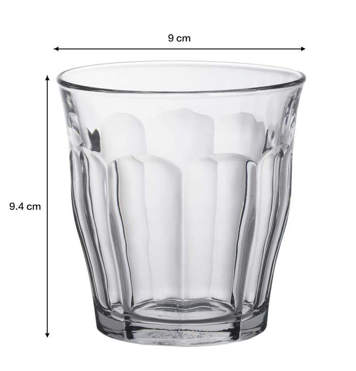 (複製)Duralex|法國強化玻璃杯Picardie(90ml / 6入組 / 透明)
