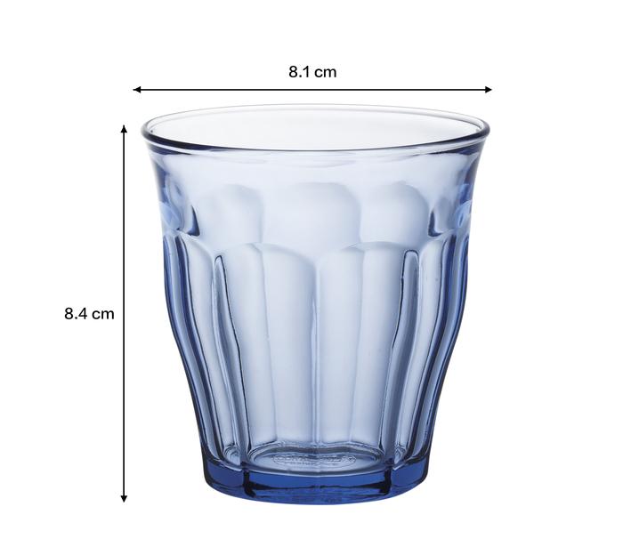 (複製)Duralex|法國強化玻璃杯Picardie(310ml / 6入組 / 透明)