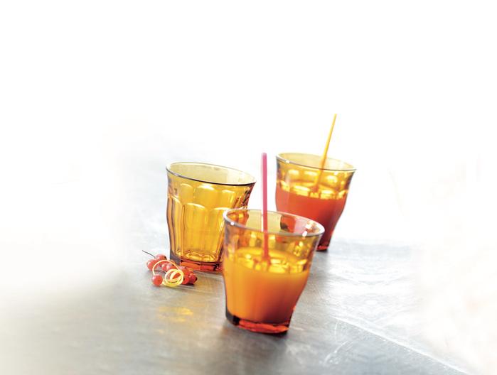 (複製)Duralex|法國強化玻璃杯Picardie(250ml / 6入組 / 海水藍)