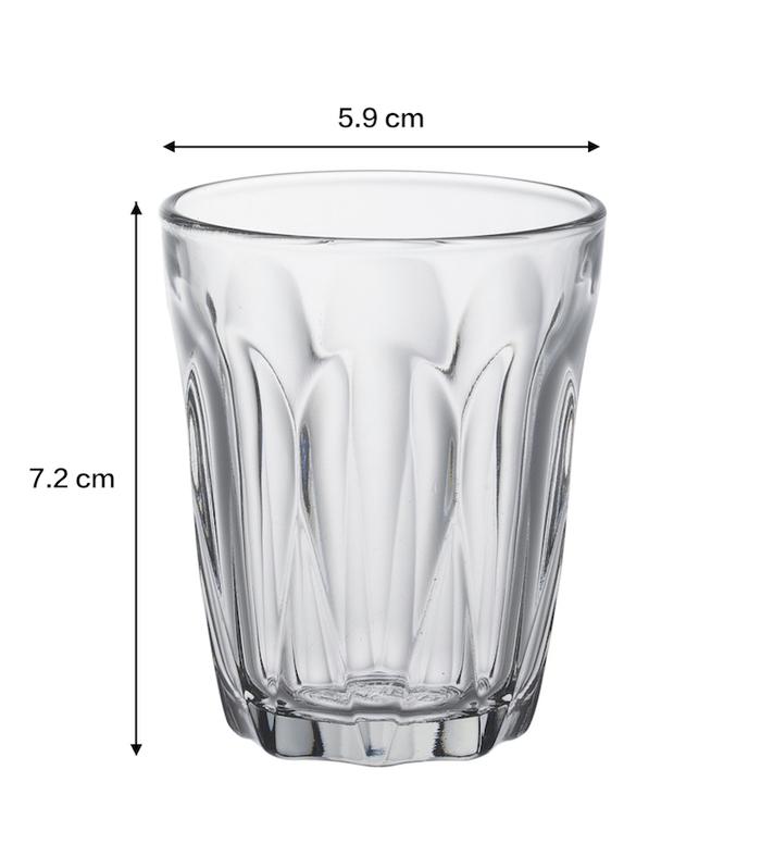 (複製)Duralex|法國強化玻璃杯Provence(220ml / 6入組 / 透明)