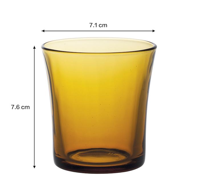 (複製)Duralex|法國強化玻璃杯Provence(250ml / 6入組 / 透明)