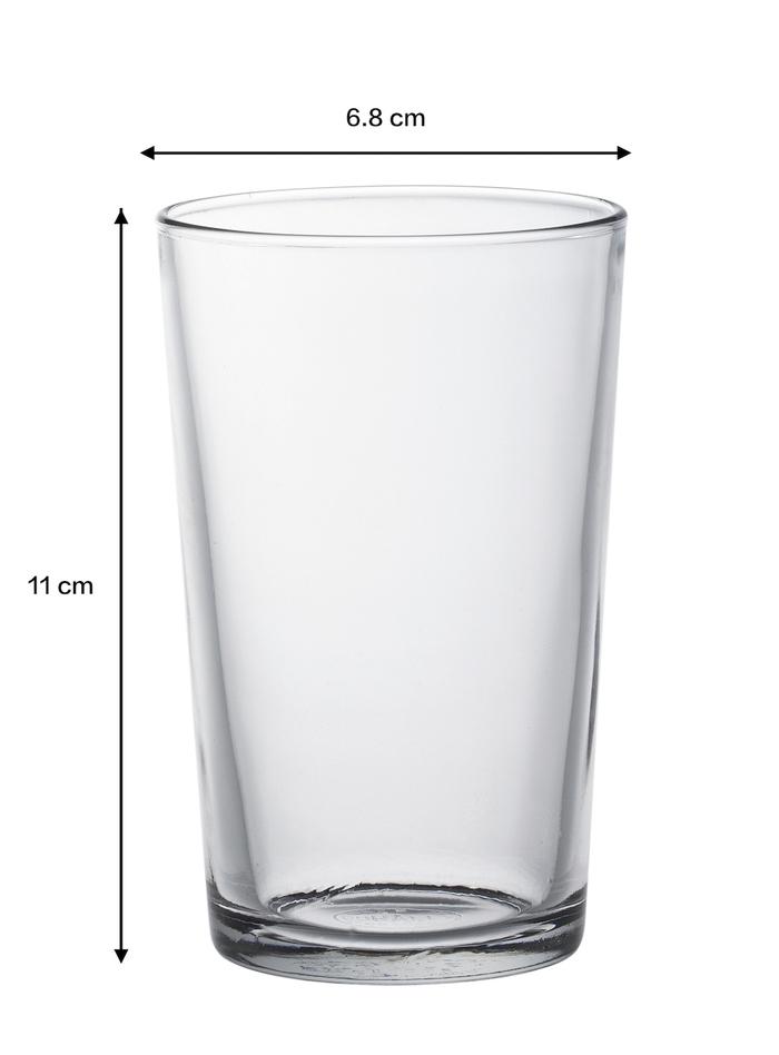 (複製)Duralex|法國強化玻璃杯Unie(200ml / 6入組 / 透明)