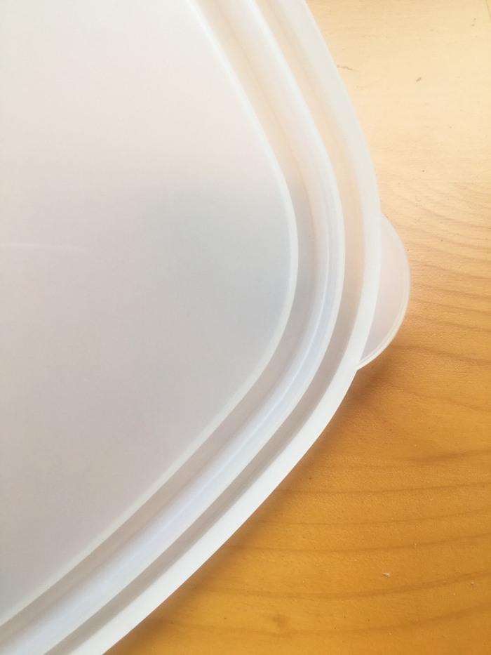 Duralex|法國強化玻璃保鮮盒Lys(2000ml / 1入 / 透明)