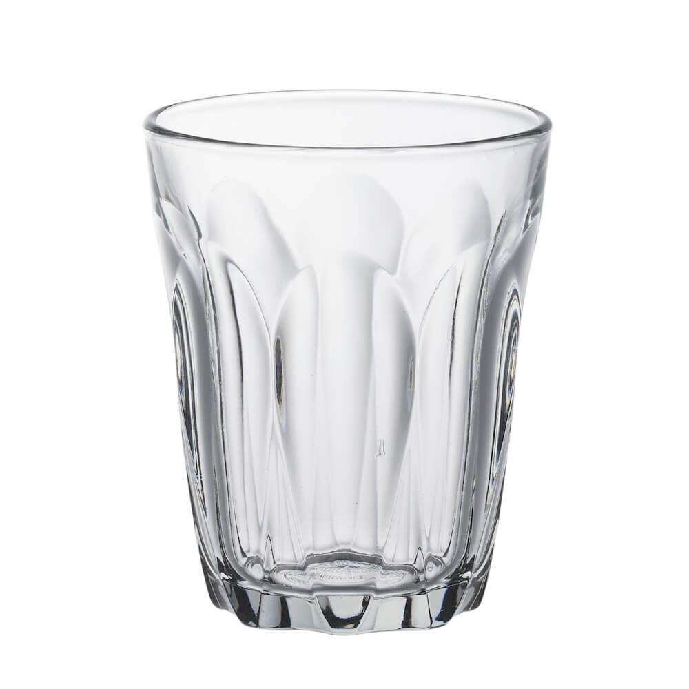 Duralex|法國強化玻璃杯Provence(130ml / 6入組 / 透明)