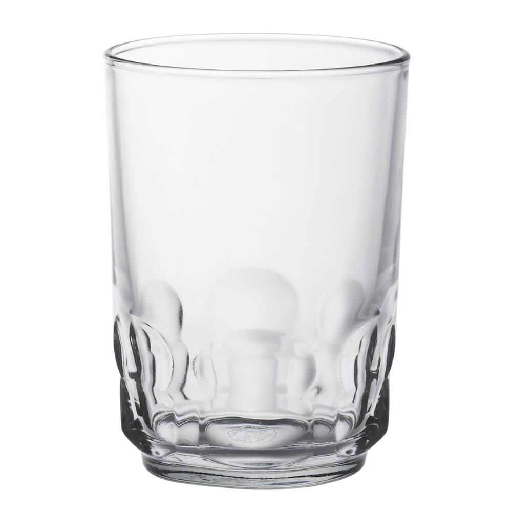 Duralex|法國強化玻璃杯Hilal(255ml / 6入組 / 透明)