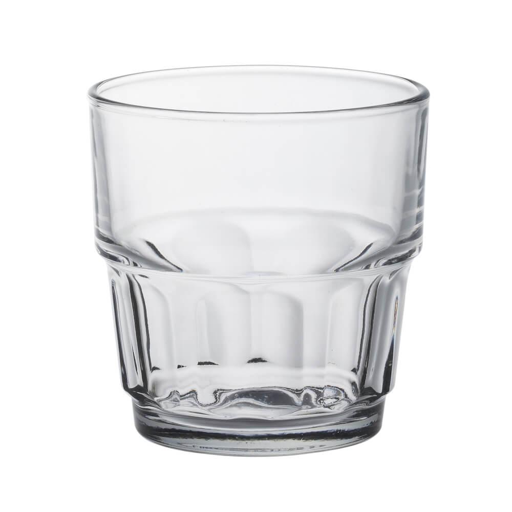 Duralex|法國強化玻璃杯Lola(200ml / 6入組 / 透明)