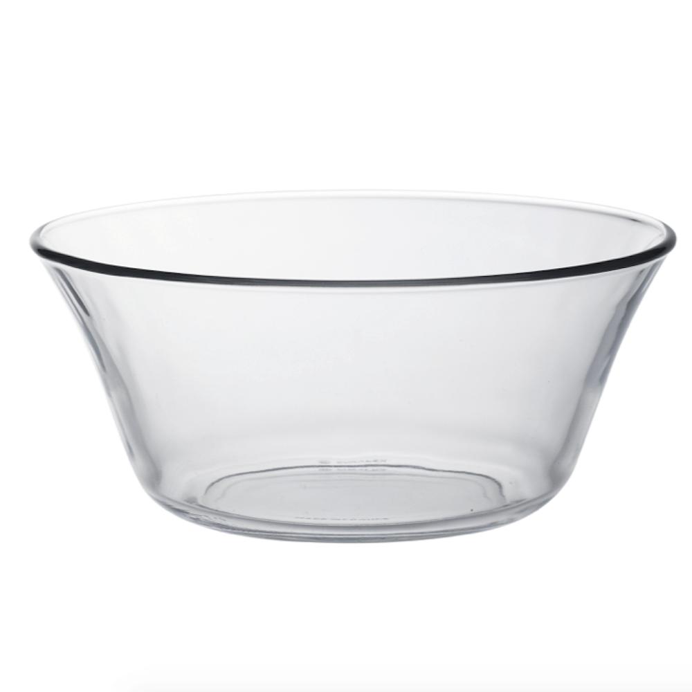 Duralex|法國強化玻璃湯碗Lys(910ml / 2入組 / 透明)