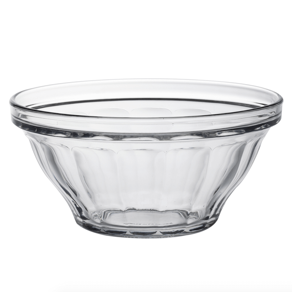 Duralex|法國強化玻璃湯碗Picardie(635ml / 2入組 / 透明)