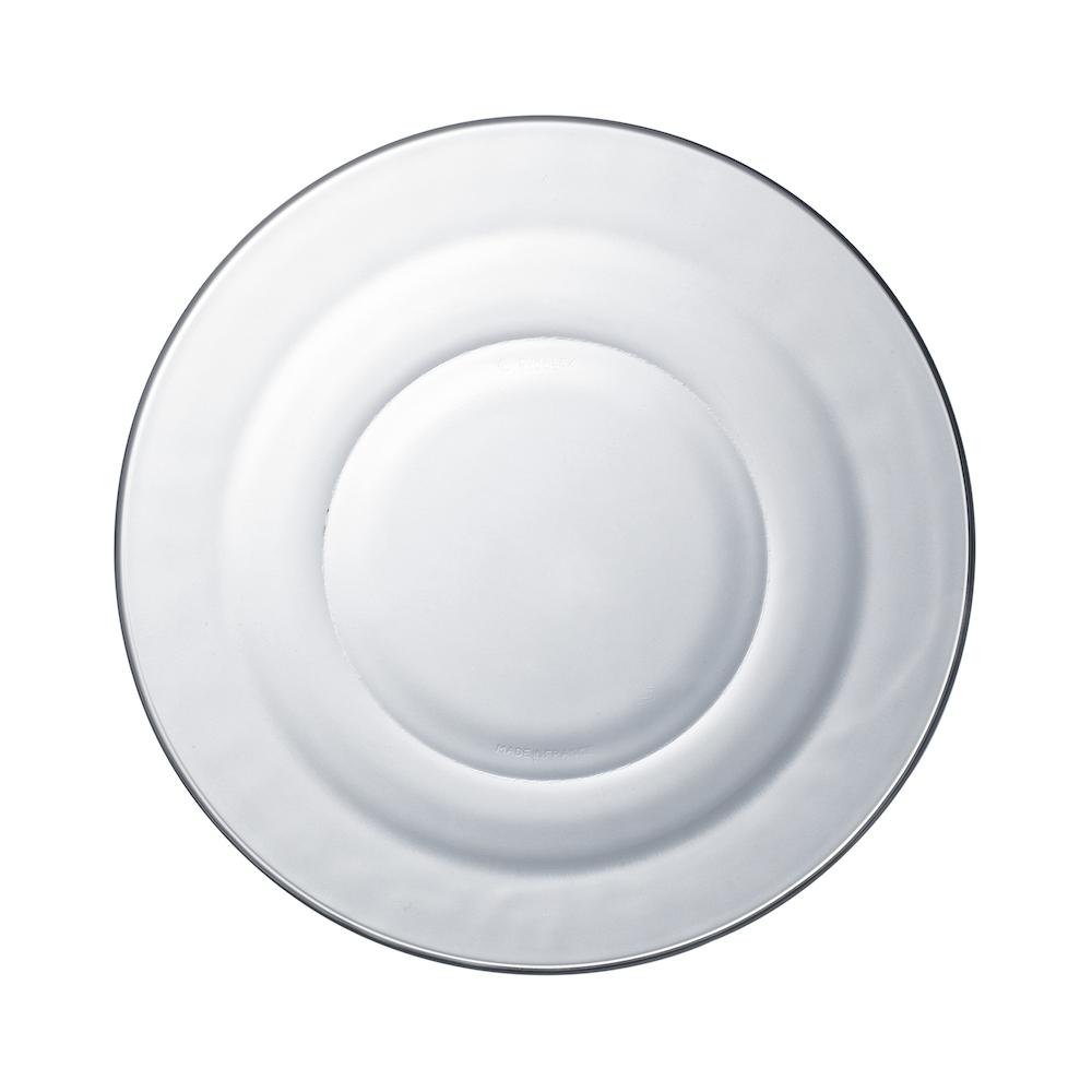 Duralex|法國強化玻璃大湯盤Lys(21cm / 2入組 / 透明)