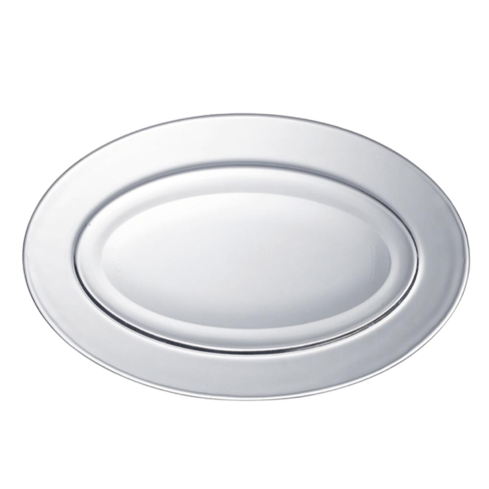 Duralex|法國強化玻璃橢圓盤Lys(26cm / 2入組 / 透明)