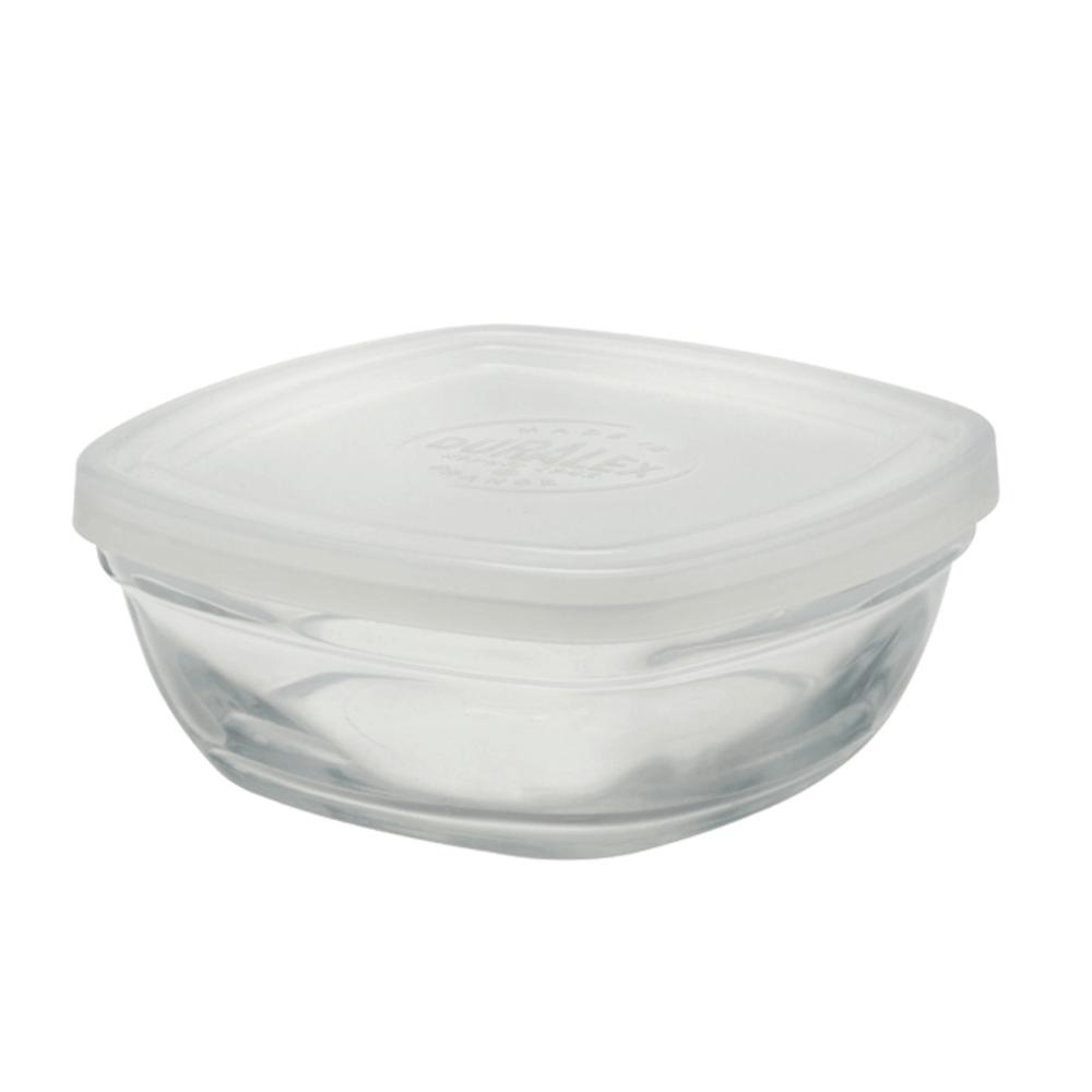 Duralex 法國強化玻璃保鮮盒Lys(300ml / 1入 / 透明)