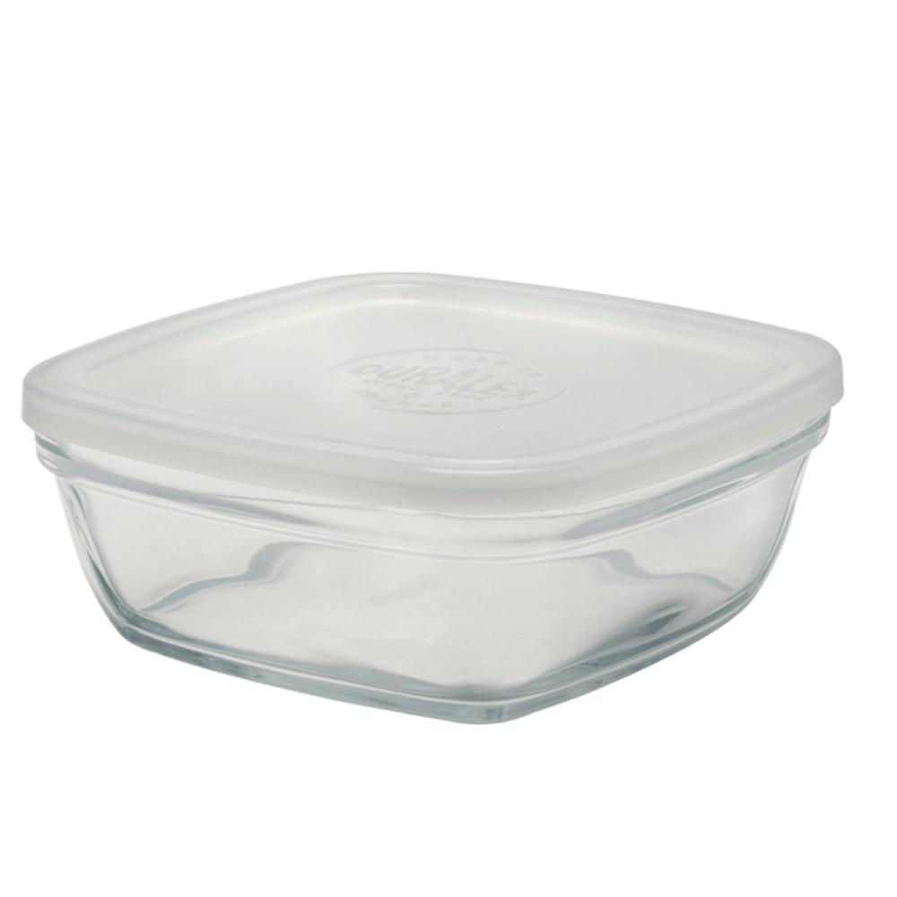 Duralex|法國強化玻璃保鮮盒Lys(1150ml / 1入 / 透明)