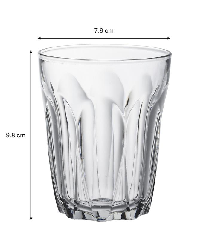 (複製)Duralex|法國強化玻璃杯Provence(160ml / 6入組 / 透明)