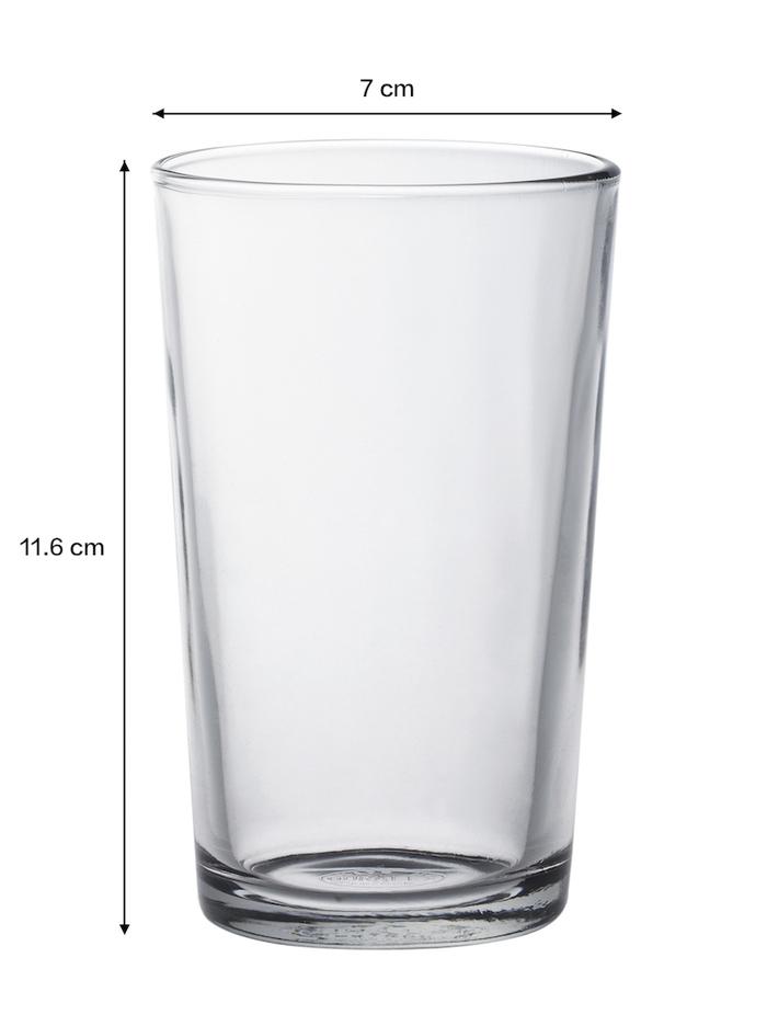 (複製)Duralex|法國強化玻璃杯Unie(220ml / 6入組 / 透明)