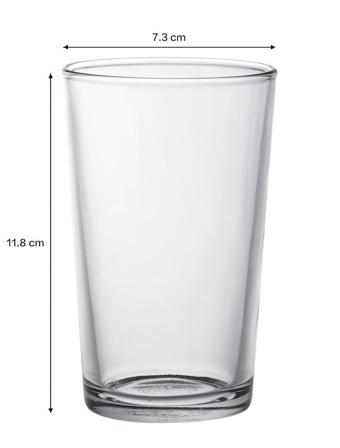 (複製)Duralex|法國強化玻璃杯Unie(250ml / 6入組 / 透明)
