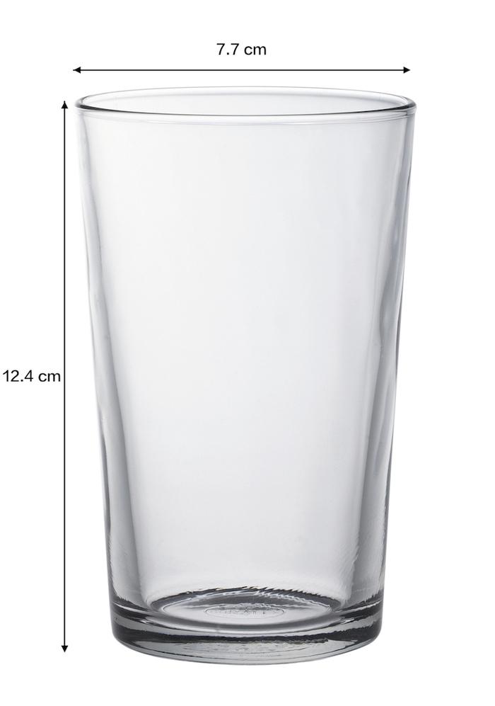 (複製)Duralex|法國強化玻璃杯Unie(280ml / 6入組 / 透明)