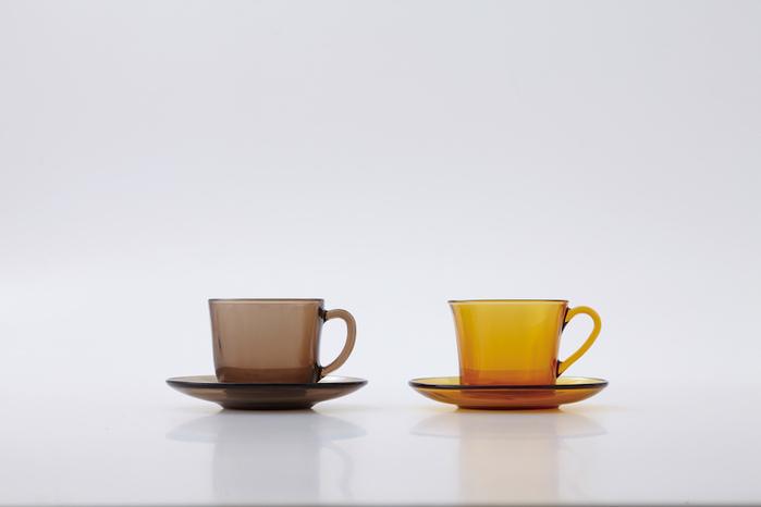 (複製)Duralex|法國強化玻璃馬克杯(310ml / 6入組 / 海水藍)
