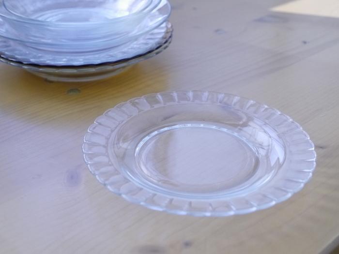 (複製)Duralex|法國強化玻璃荷葉湯盤Paris(23cm / 2入組 / 琥珀色)