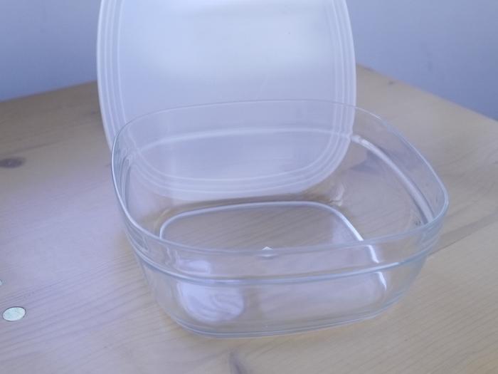 (複製)Duralex 法國強化玻璃保鮮盒Lys(2000ml / 1入 / 透明)