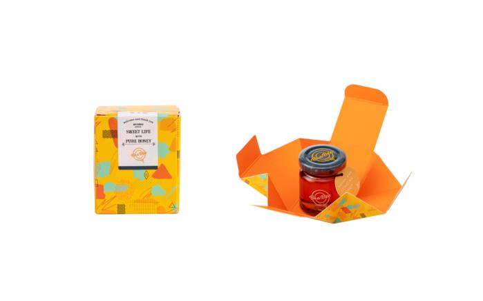 (複製)BnnBee 當支蜜|Mini66 Box - 線條紅(特殊蜜)