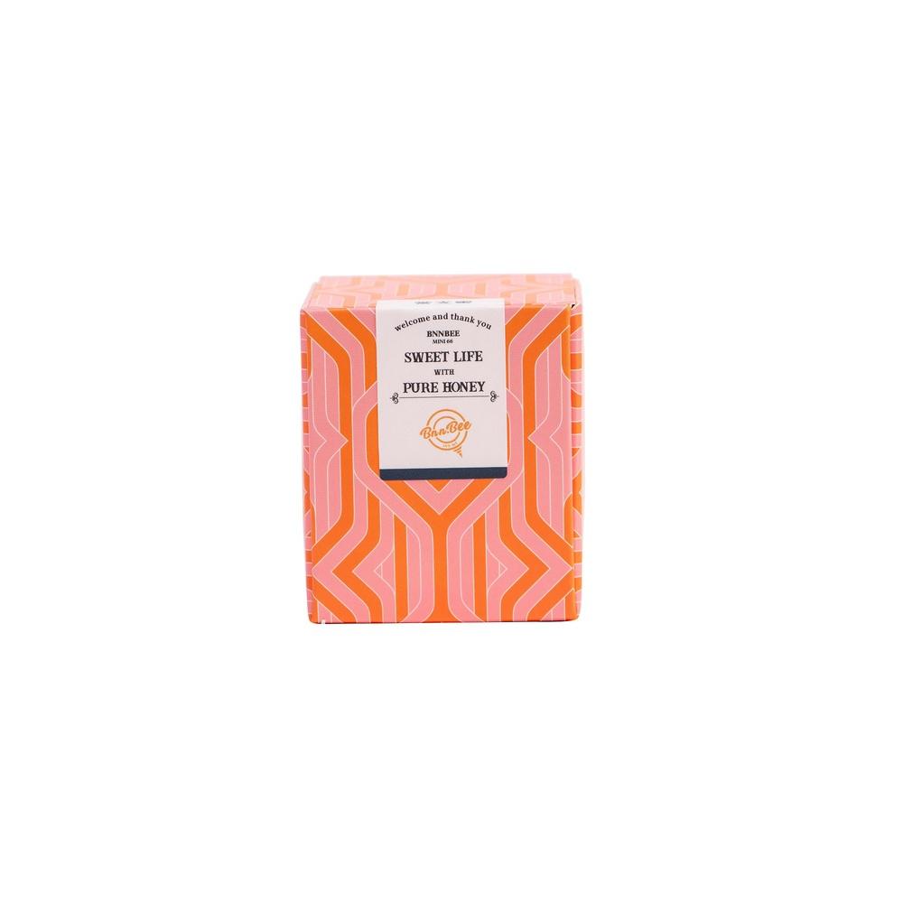 BnnBee 當支蜜|Mini66 Box - 線條紅(特殊蜜)
