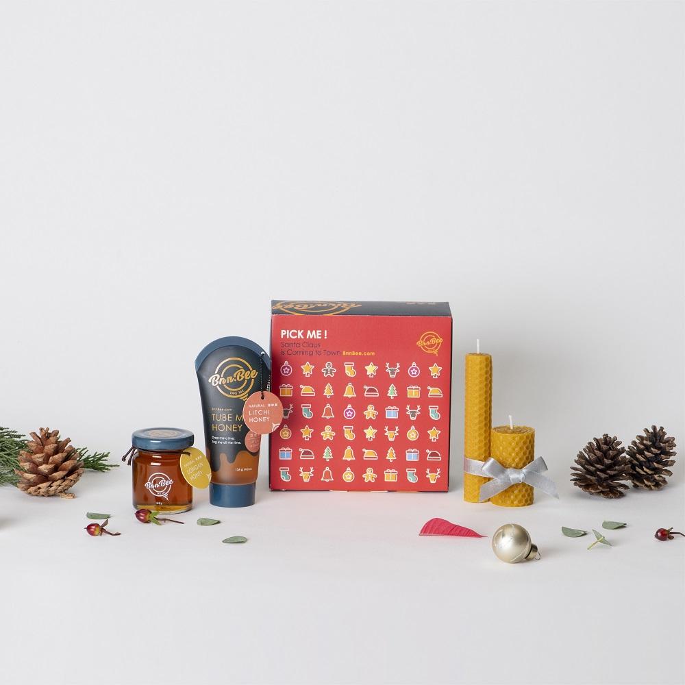 BnnBee 當支蜜|PICK ME Gift Box 選蜜聖誕禮盒