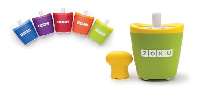 ZOKU|快速製冰棒機(單支裝) - 綠色