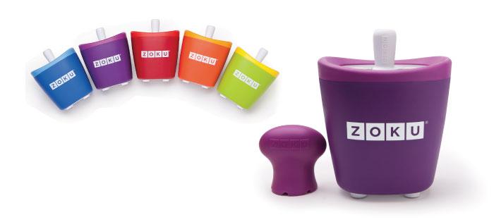 ZOKU|快速製冰棒機(單支裝) - 紫色