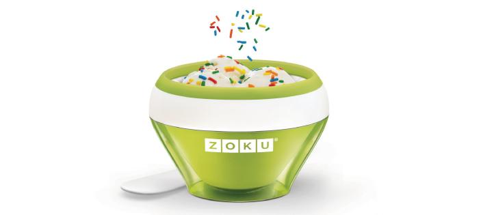 ZOKU|快速製冰淇淋機 - 綠色