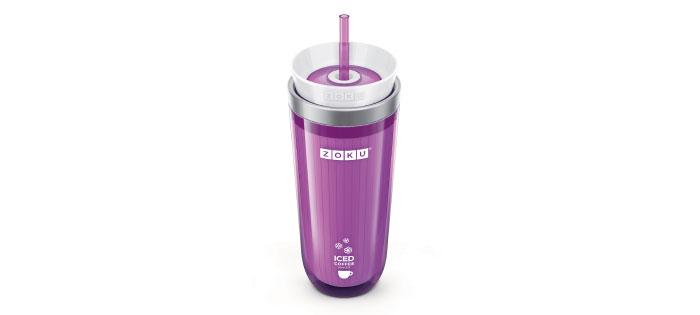 ZOKU|快速冰飲杯-紫色